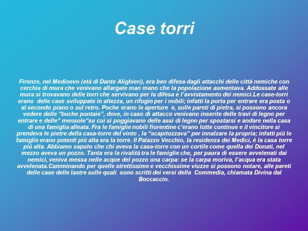 Case torri