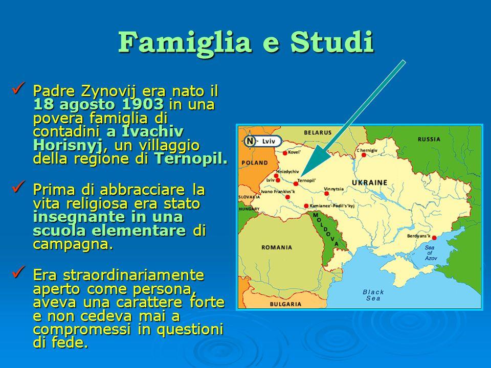 Famiglia e Studi