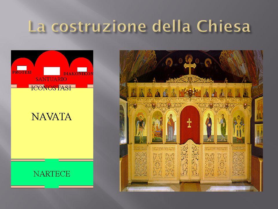 La costruzione della Chiesa