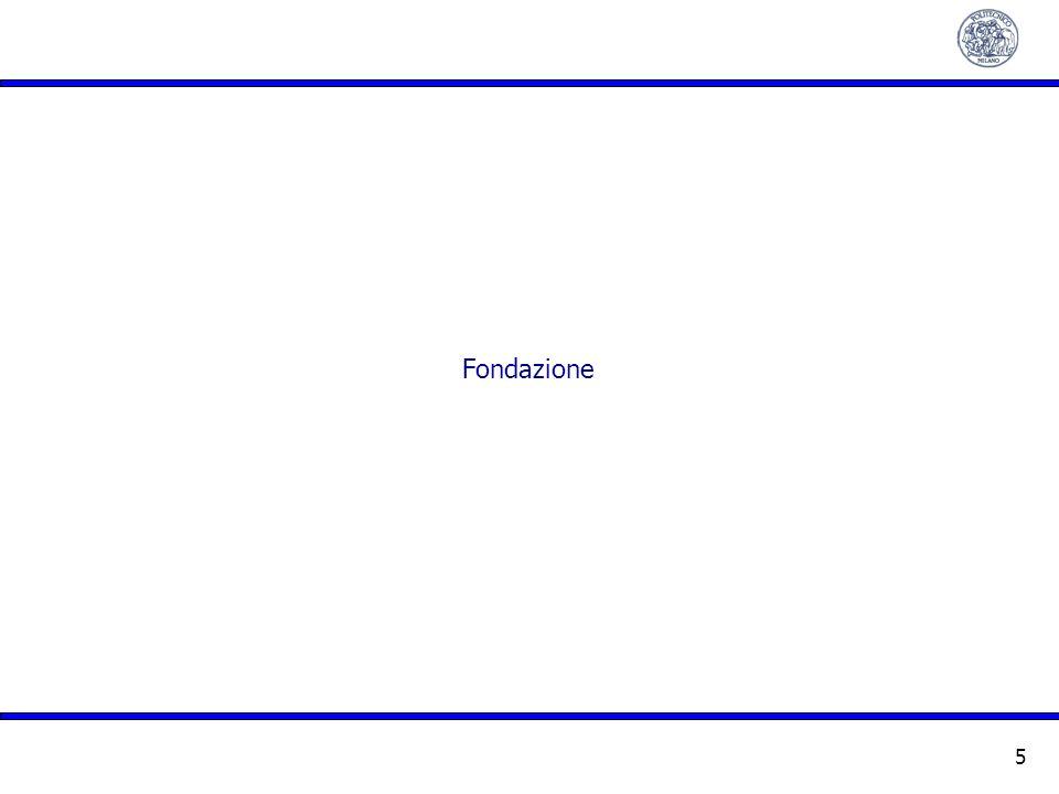 Fondazione 5