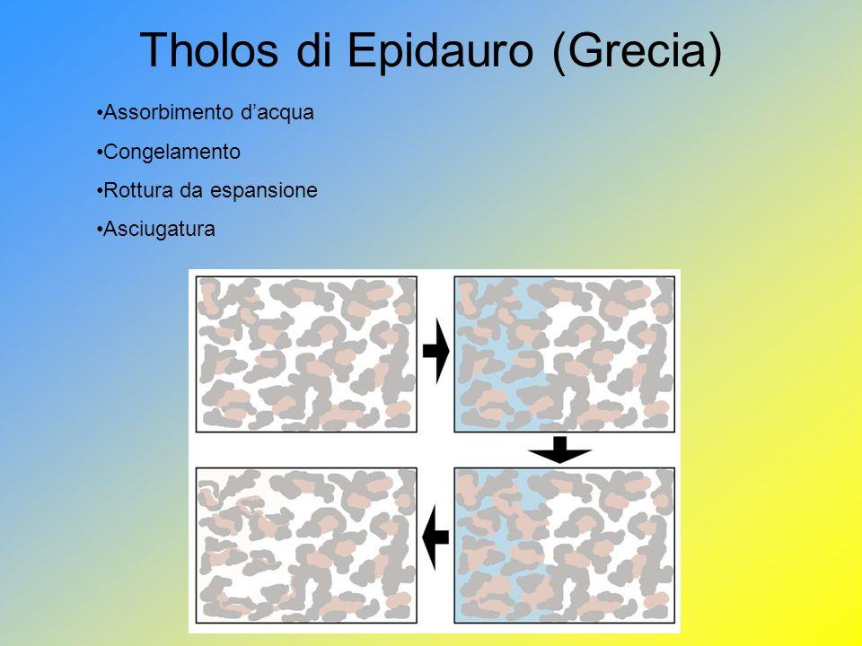 Tholos di Epidauro (Grecia)