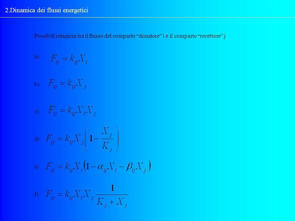 2.Dinamica dei flussi energetici
