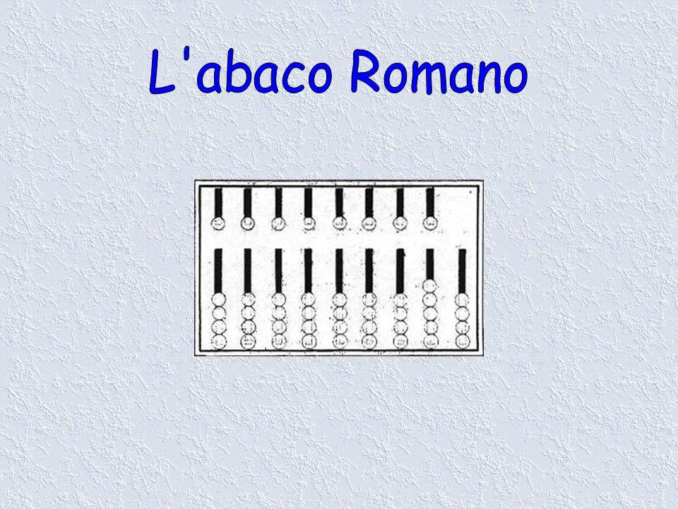 L abaco Romano
