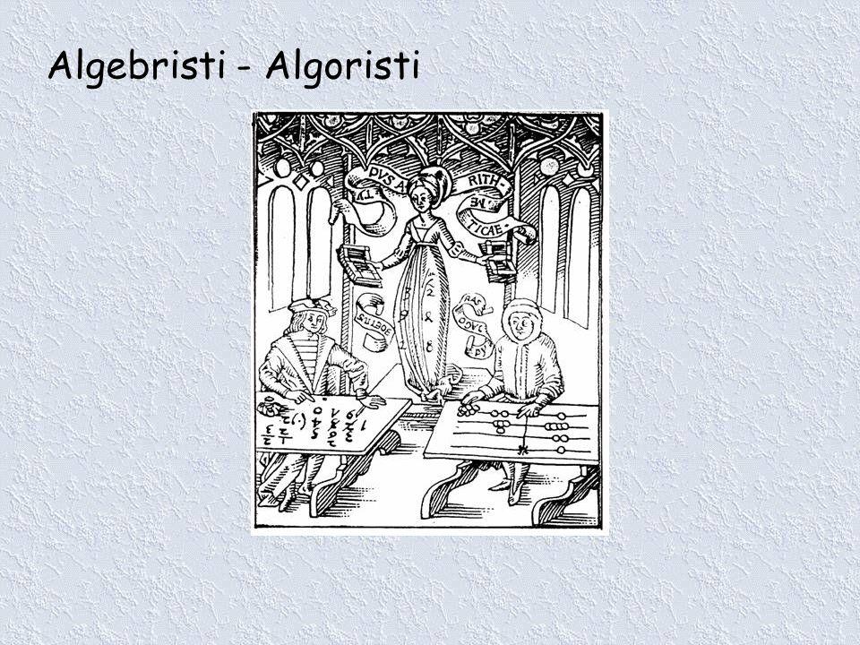 Algebristi - Algoristi