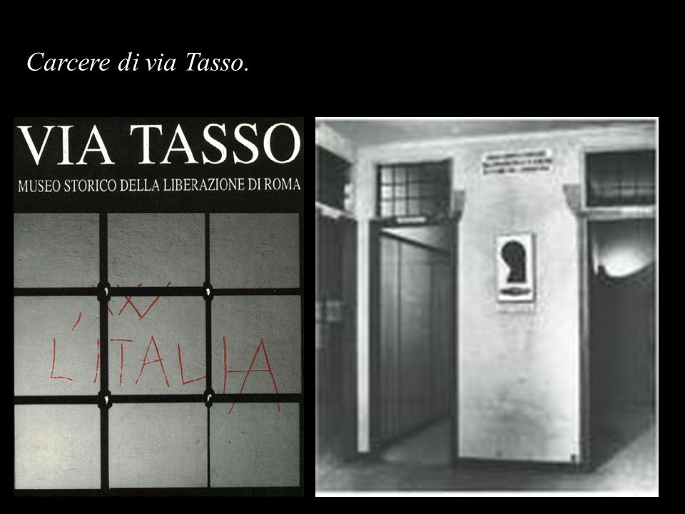 Carcere di via Tasso.