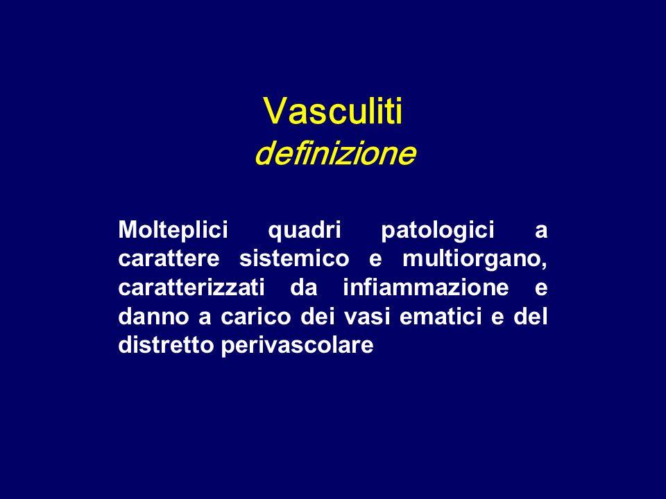 Vasculiti definizione