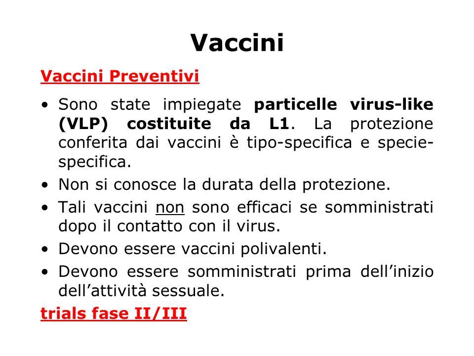 Vaccini Vaccini Preventivi