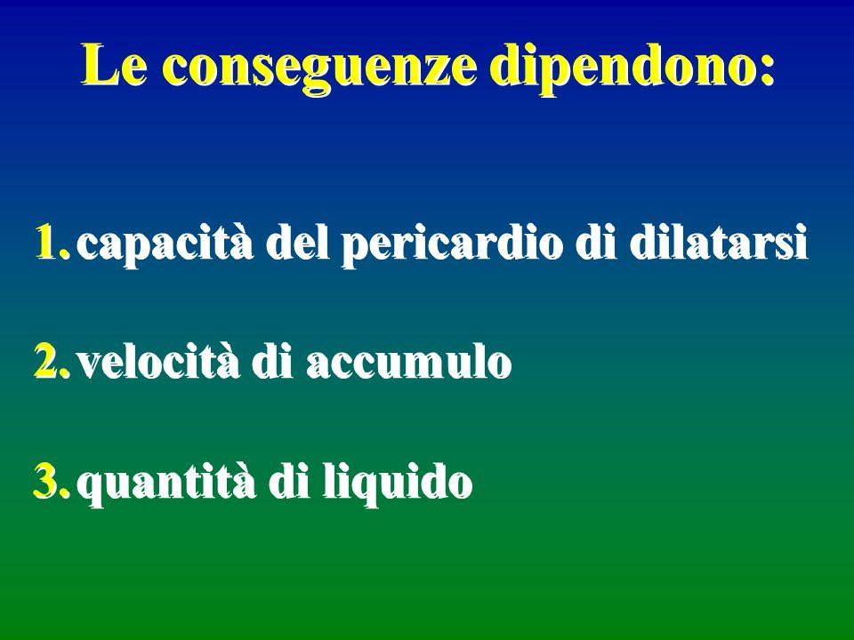 Le conseguenze dipendono: