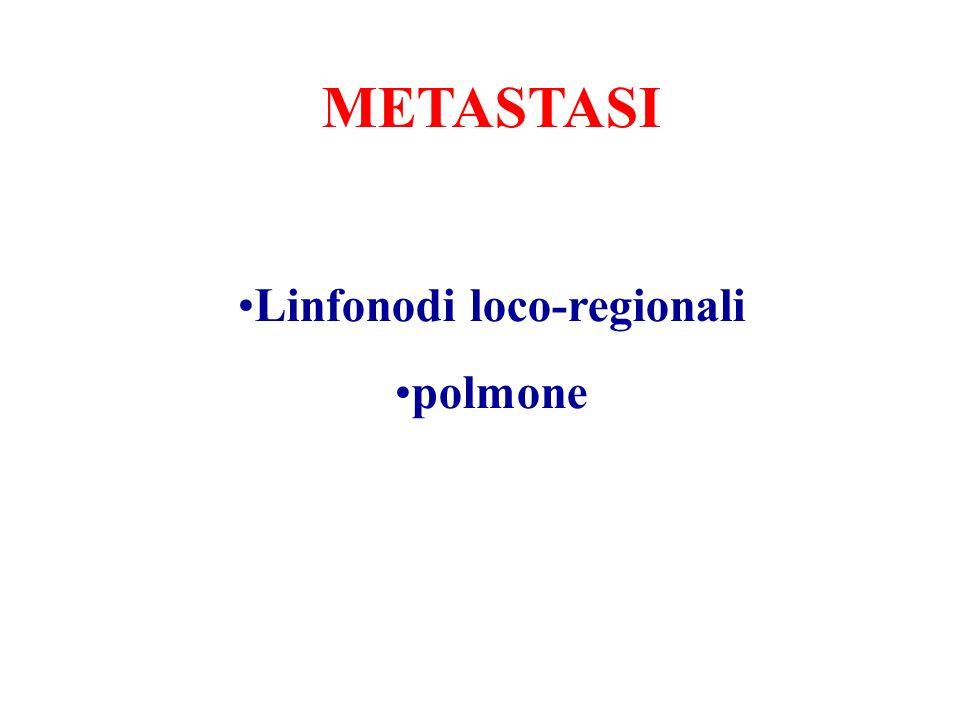 Linfonodi loco-regionali