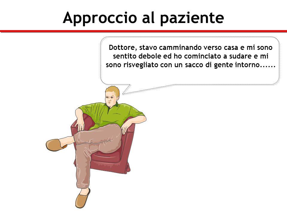 Approccio al paziente