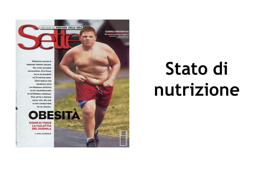 Stato di nutrizione