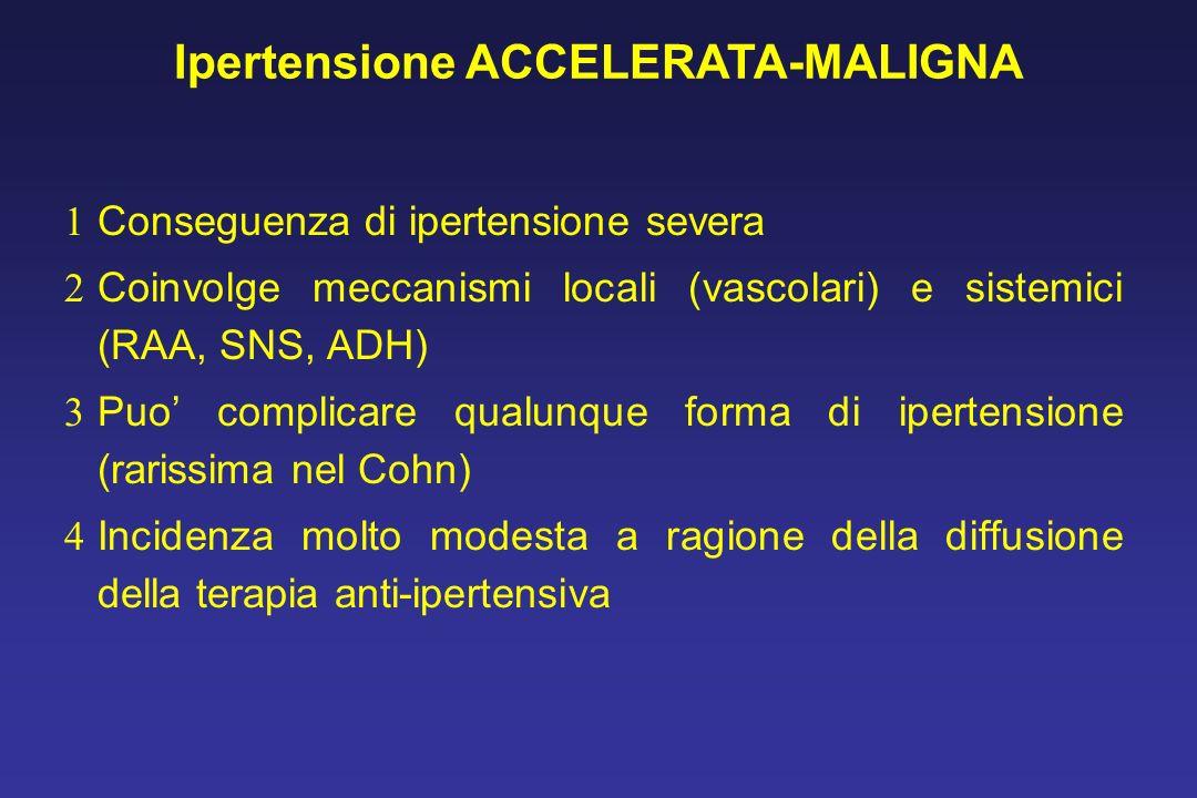 Ipertensione ACCELERATA-MALIGNA