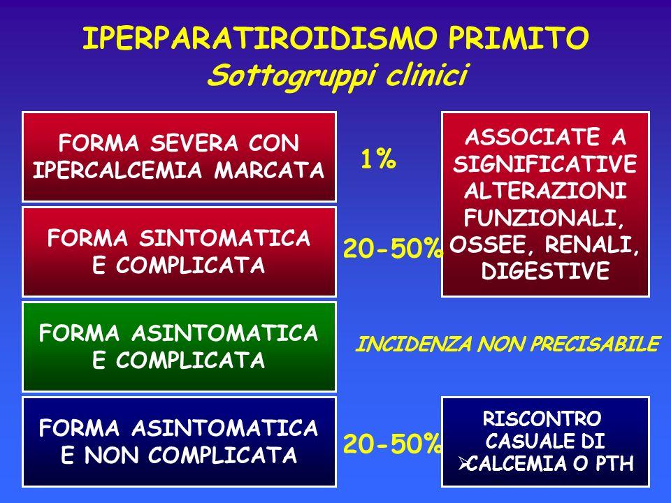 IPERPARATIROIDISMO PRIMITO