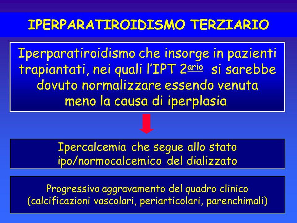 IPERPARATIROIDISMO TERZIARIO