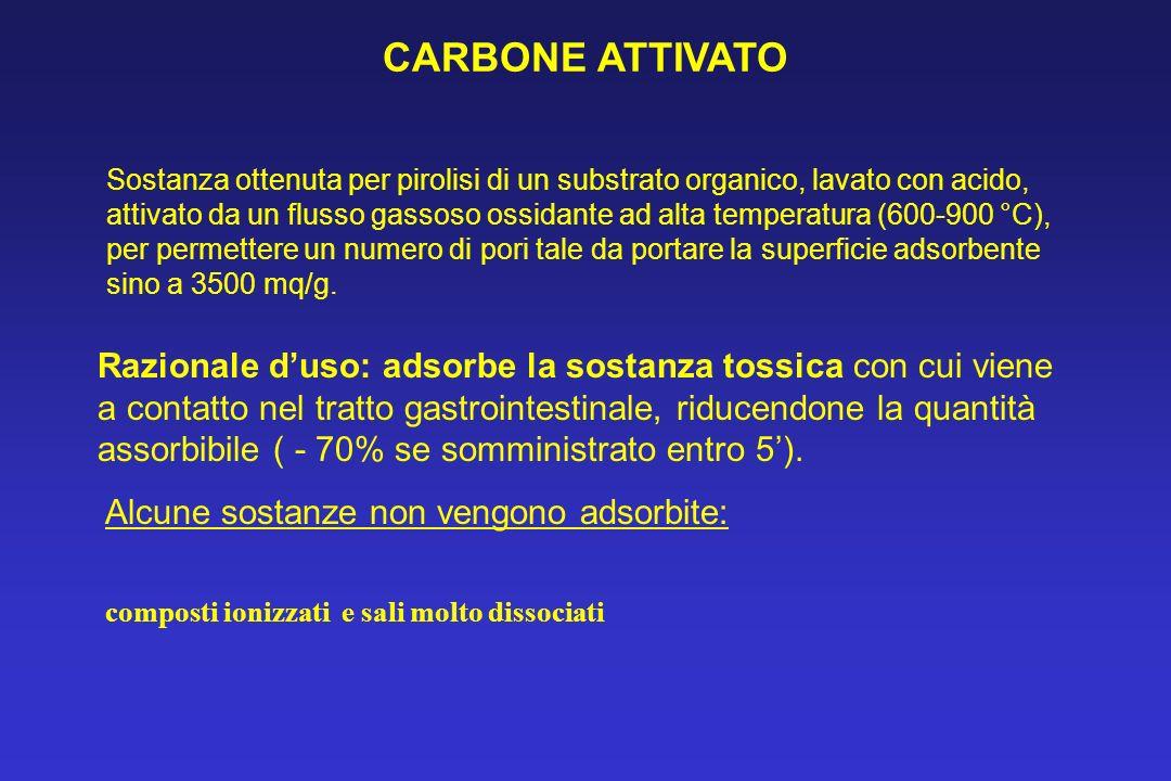 CARBONE ATTIVATO