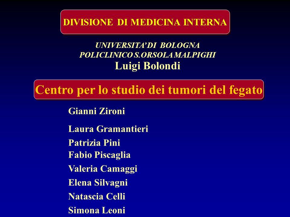 Centro per lo studio dei tumori del fegato