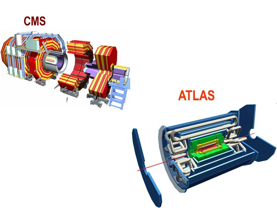 CMS ATLAS ROMA
