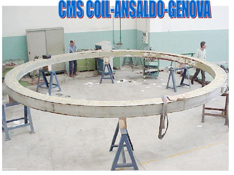 CMS COIL-ANSALDO-GENOVA