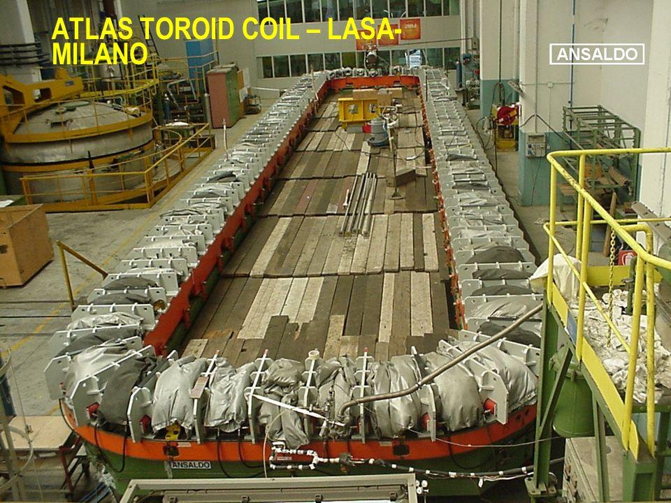 ATLAS TOROID COIL – LASA-MILANO