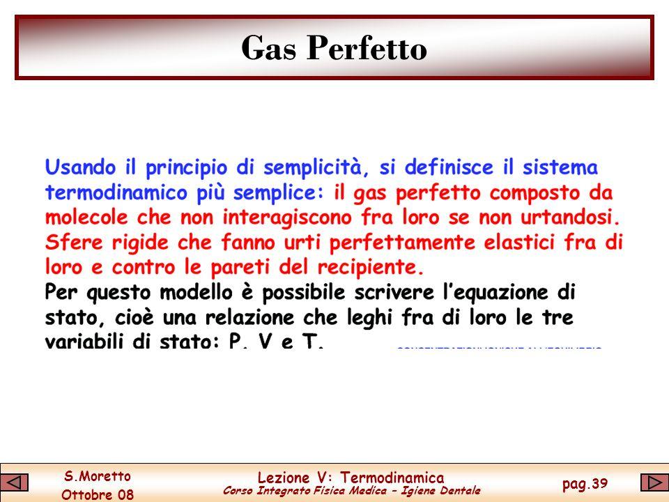 Gas Perfetto