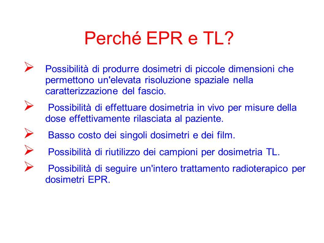 Perché EPR e TL