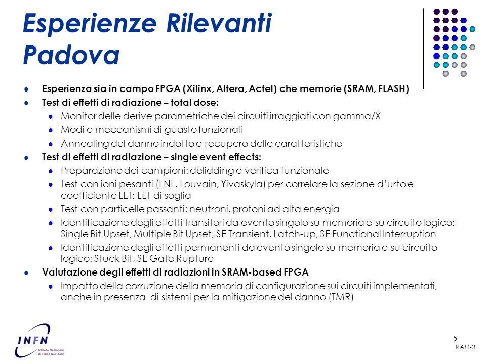 Esperienze Rilevanti Padova