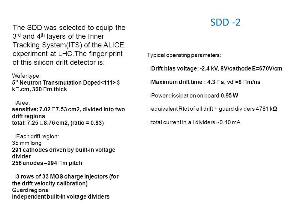 SDD -2