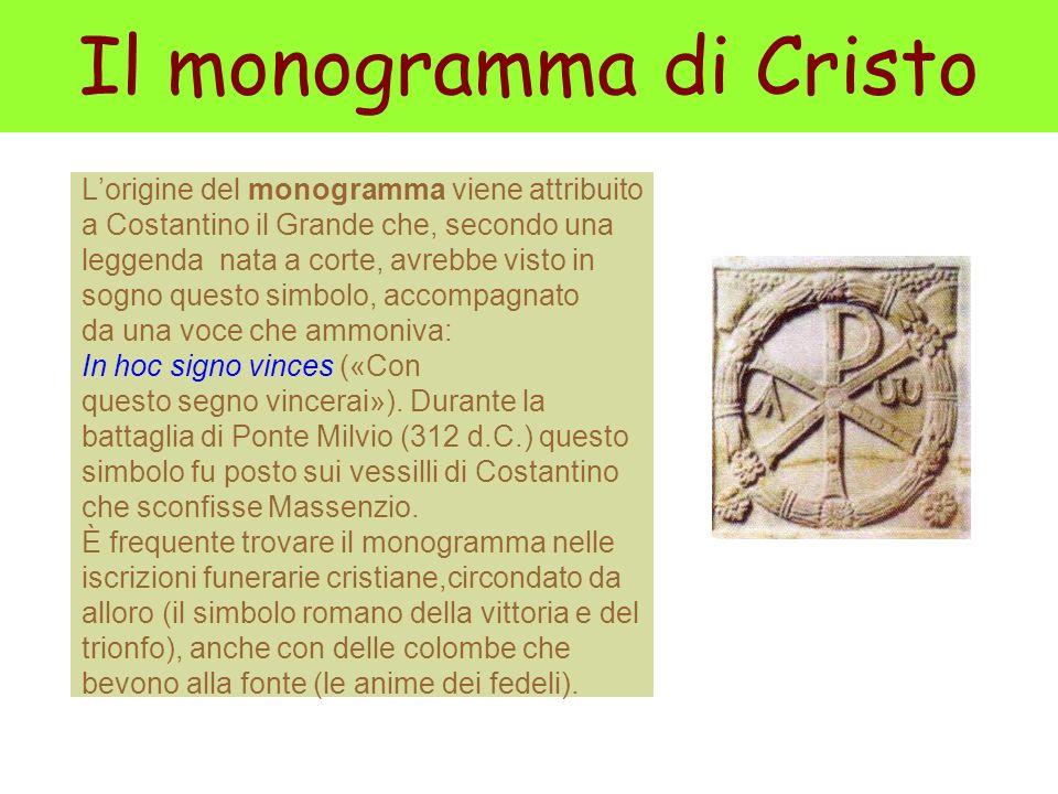 Il monogramma di Cristo