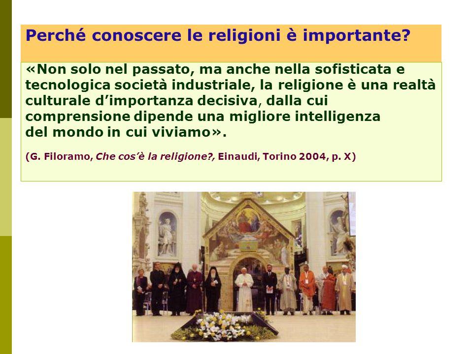 Perché conoscere le religioni è importante