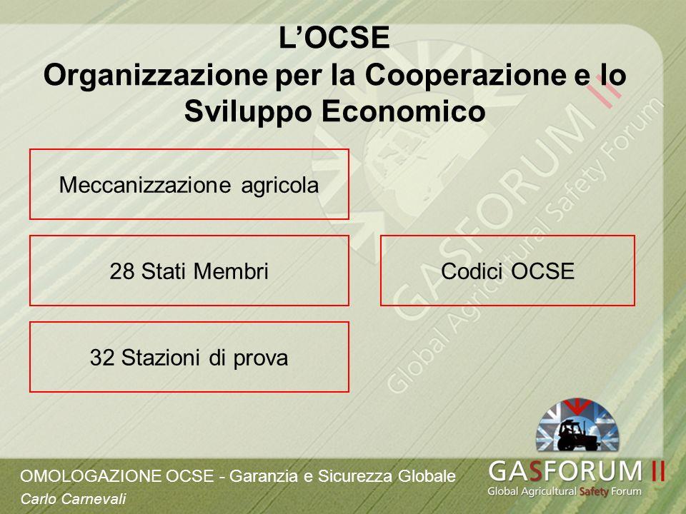 Organizzazione per la Cooperazione e lo Sviluppo Economico