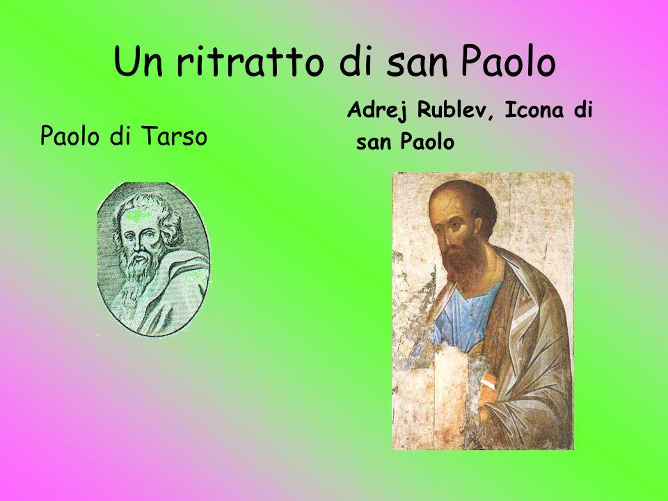 Un ritratto di san Paolo