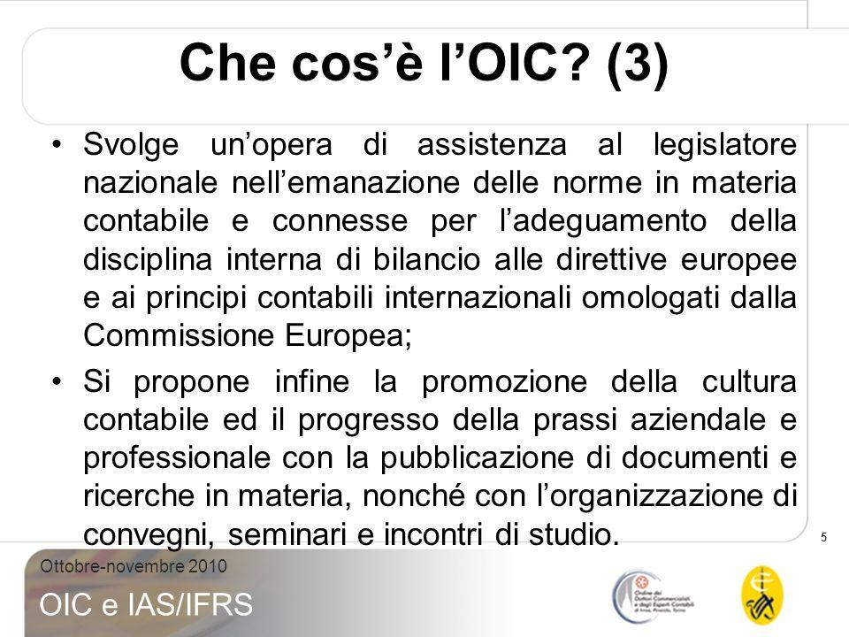 Che cos'è l'OIC (3)