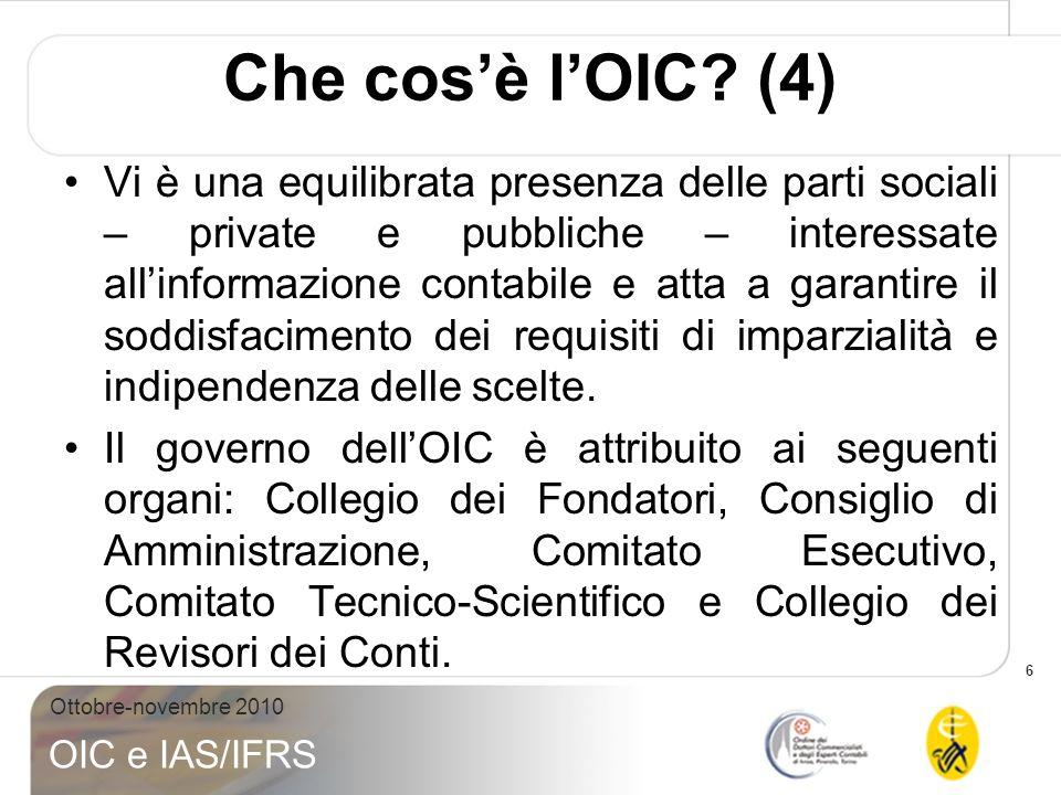 Che cos'è l'OIC (4)