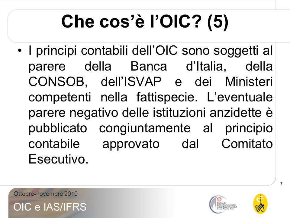 Che cos'è l'OIC (5)