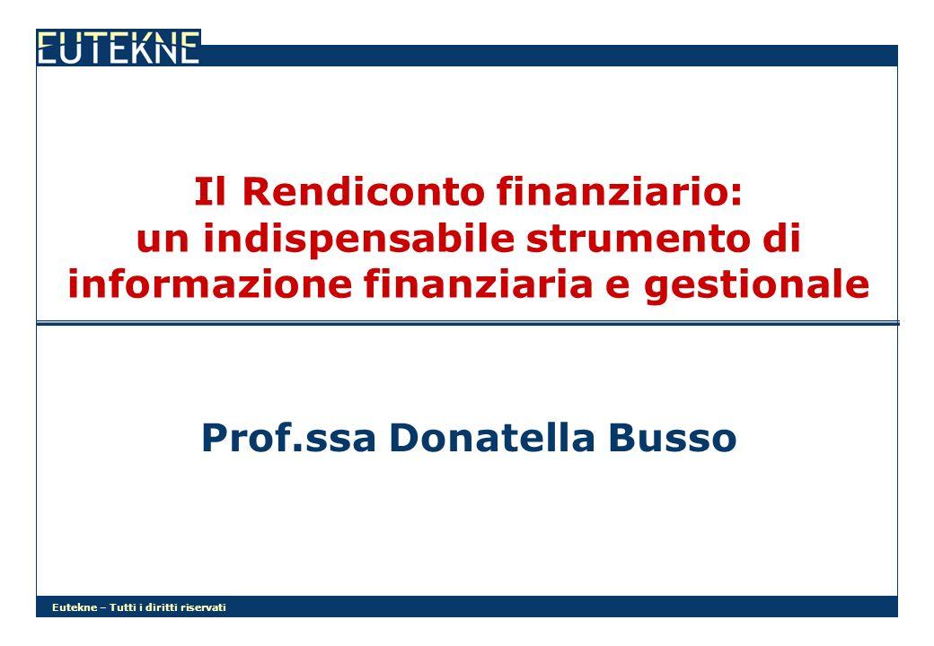 Prof.ssa Donatella Busso