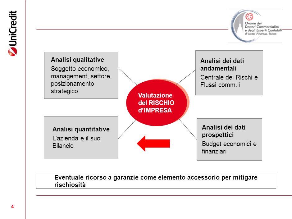 Soggetto economico, management, settore, posizionamento strategico