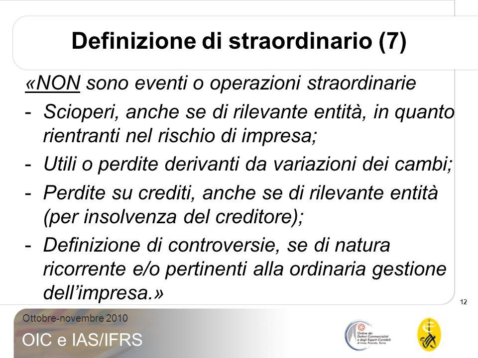 Definizione di straordinario (7)
