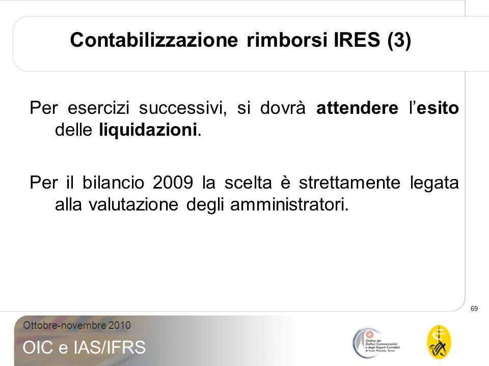 Contabilizzazione rimborsi IRES (3)