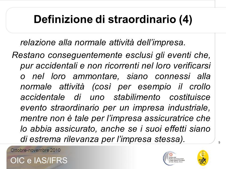 Definizione di straordinario (4)