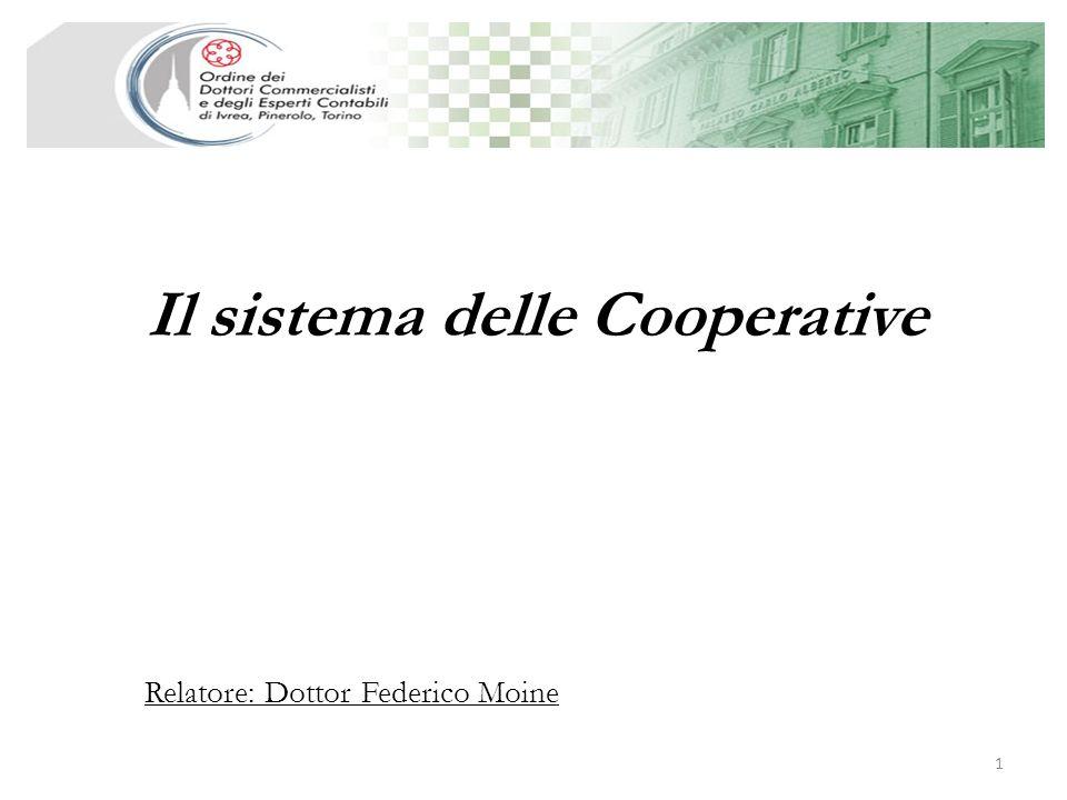 Il sistema delle Cooperative