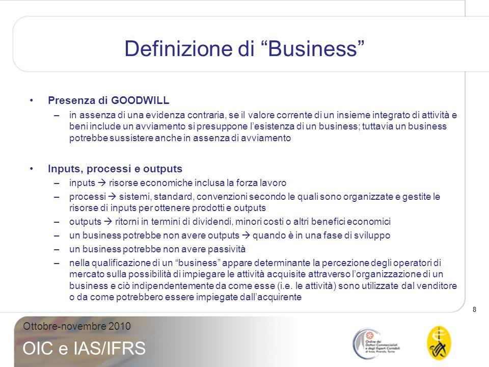 Definizione di Business