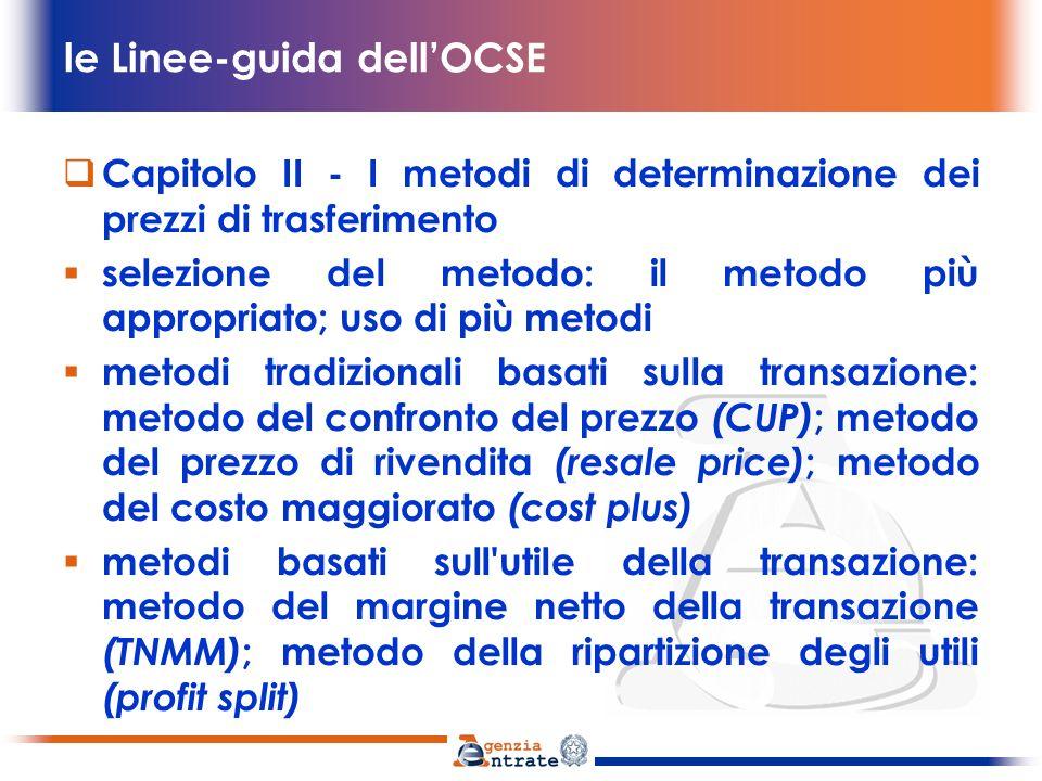le Linee-guida dell'OCSE