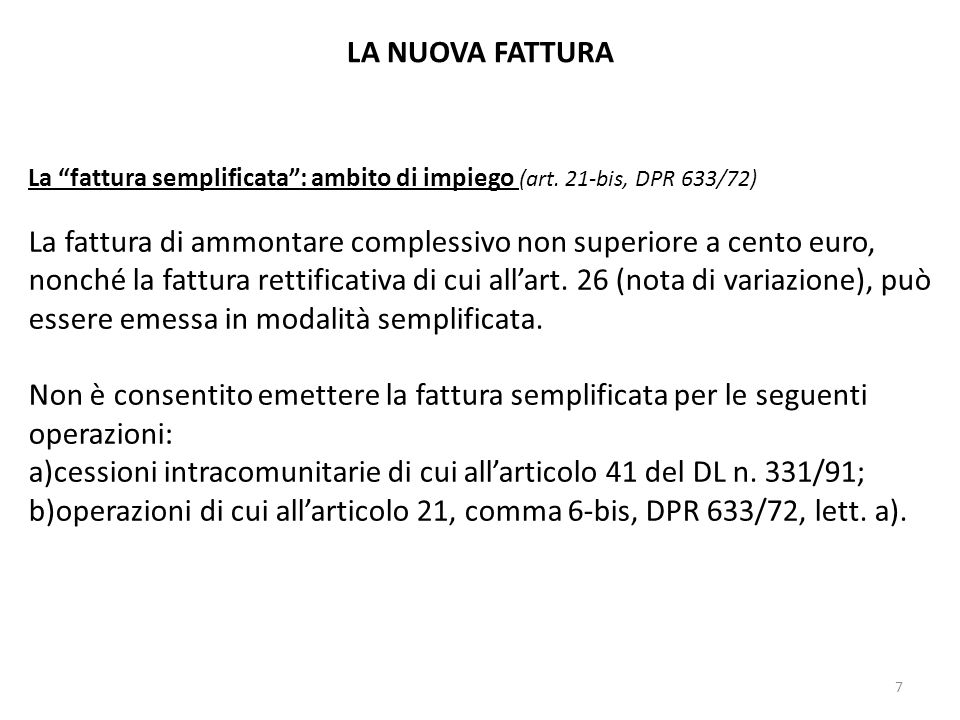 cessioni intracomunitarie di cui all'articolo 41 del DL n. 331/91;