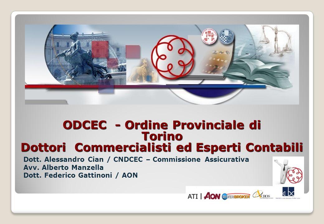 ODCEC - Ordine Provinciale di Torino Dottori Commercialisti ed Esperti Contabili