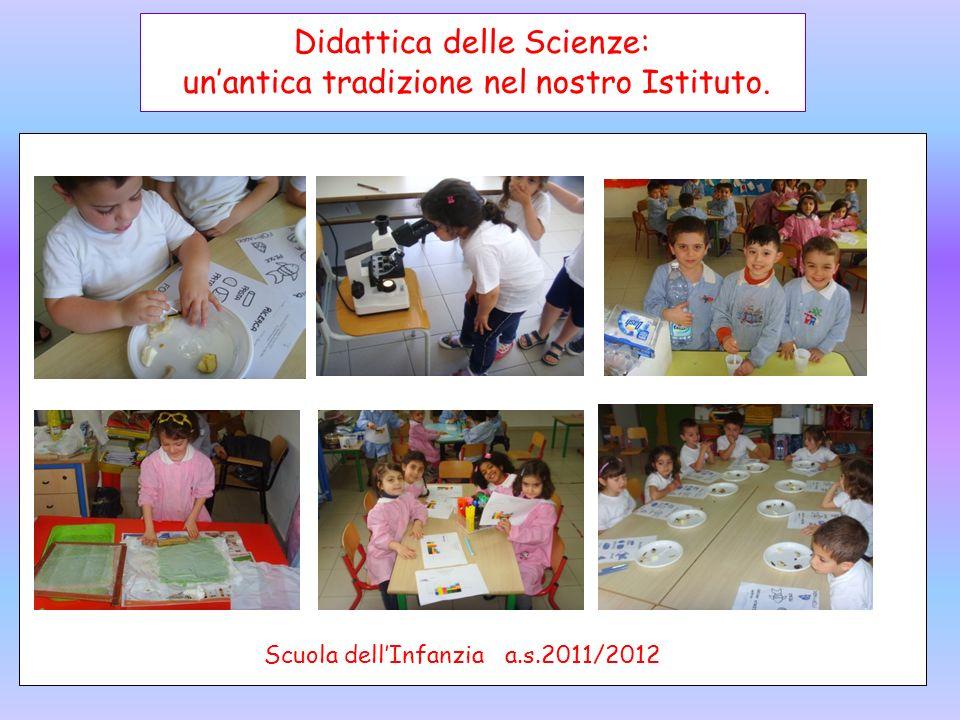 Didattica delle Scienze: un'antica tradizione nel nostro Istituto.