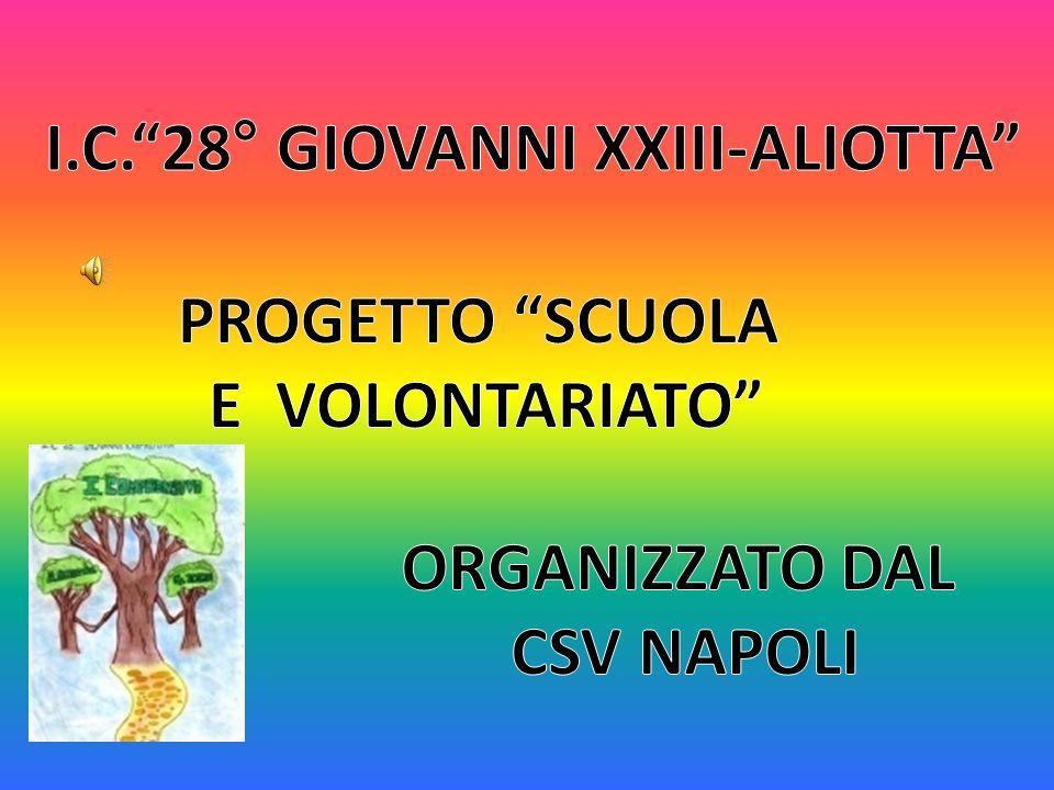 I.C. 28° GIOVANNI XXIII-ALIOTTA