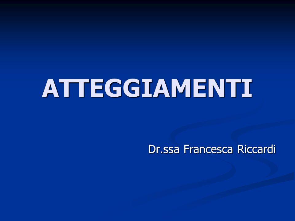 Dr.ssa Francesca Riccardi
