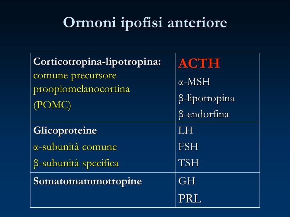 Ormoni ipofisi anteriore