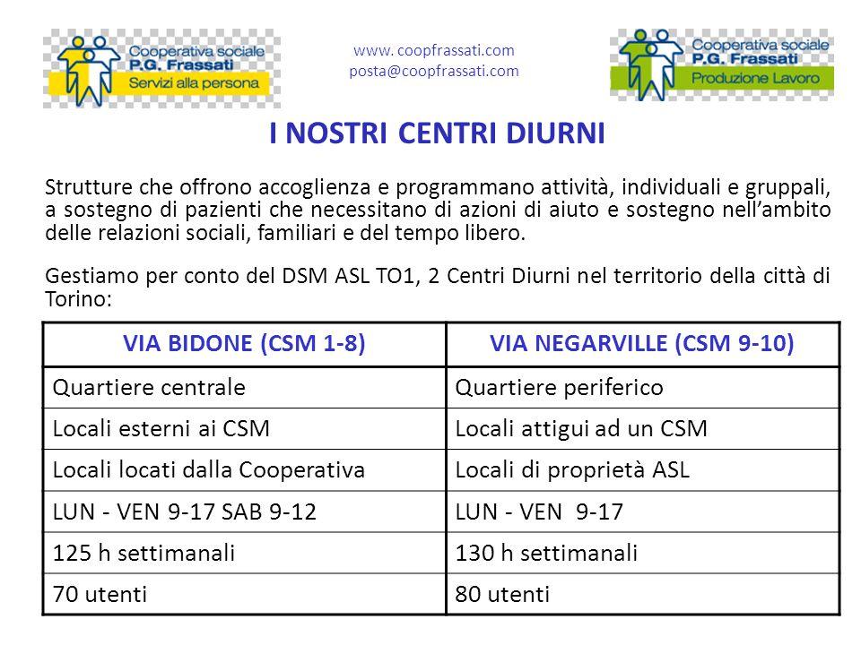 www. coopfrassati.com posta@coopfrassati.com