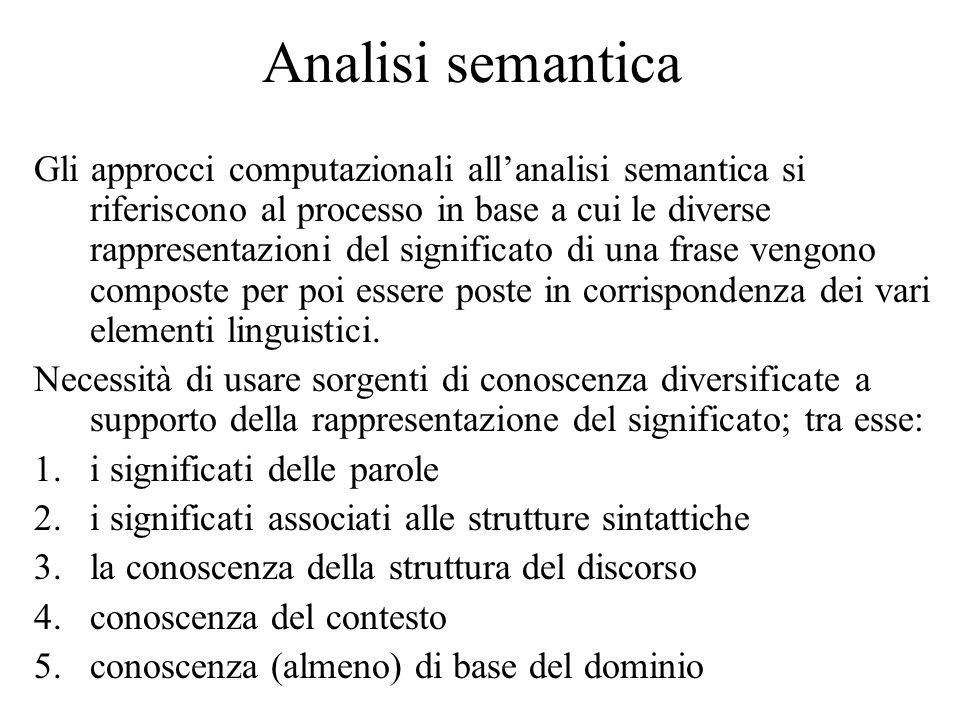 Analisi semantica